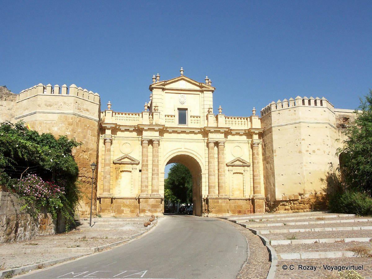 Puerta de c rdoba carmona espa a andalucia for Puerta de sevilla carmona