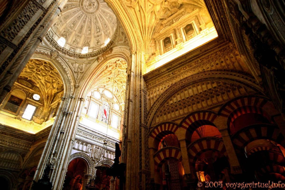 C pula de la maqsura mezquita de c rdoba espa a andalucia - Mezquita de cordoba de noche ...
