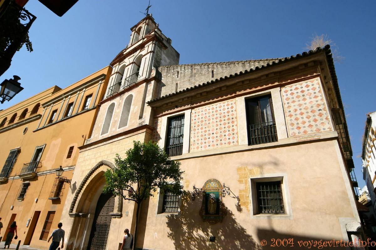 Iglesia de Santa María la Blanca, Sevilla - España, Andalucia