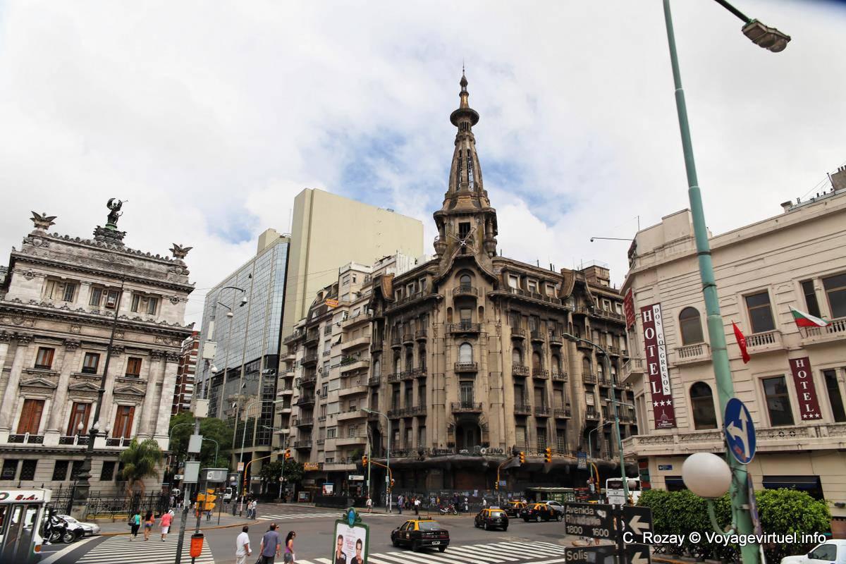 Buenos Aires Avenida Rivadavia