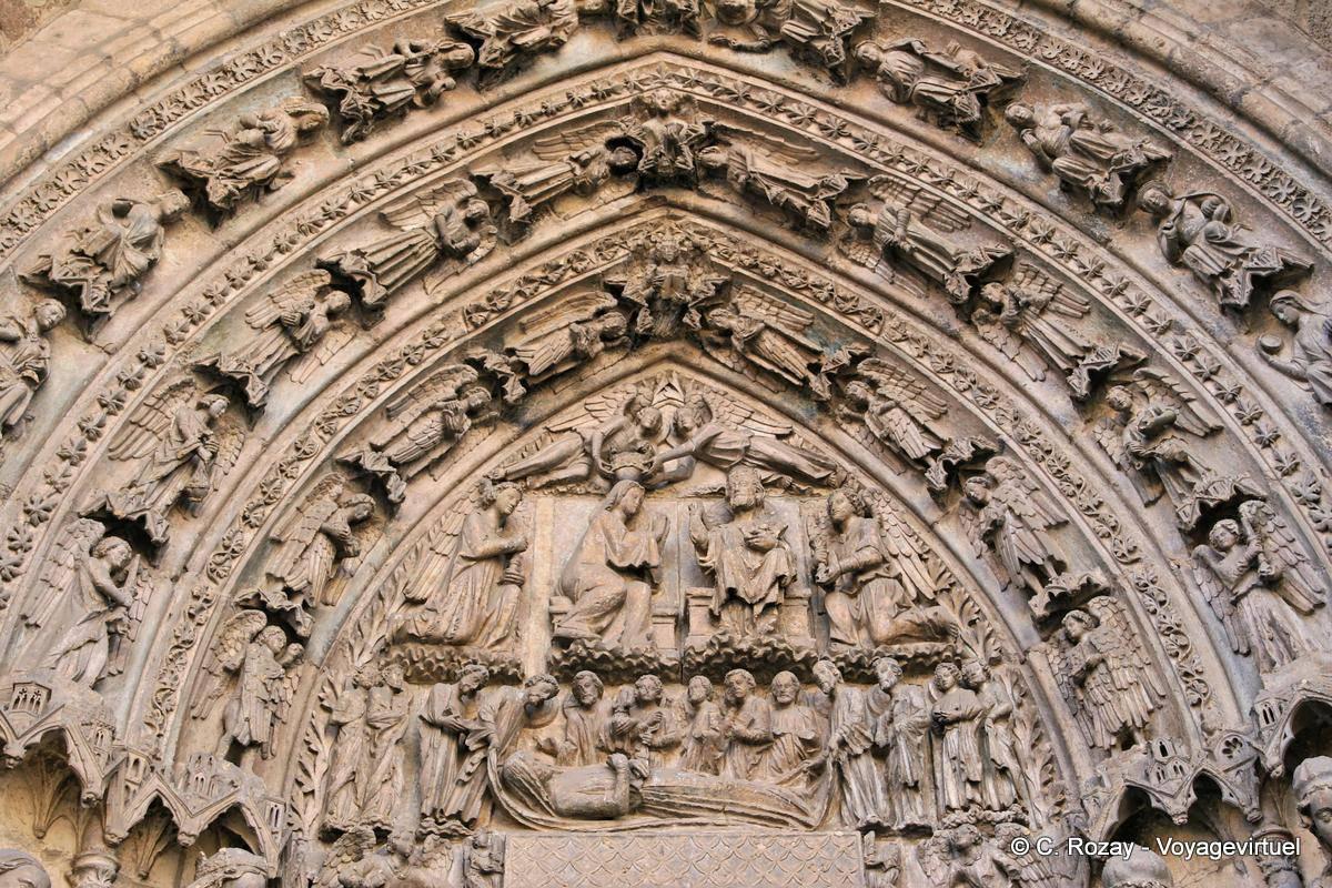 Resultado de imagen de Puerta de San Francisco Catedral de León