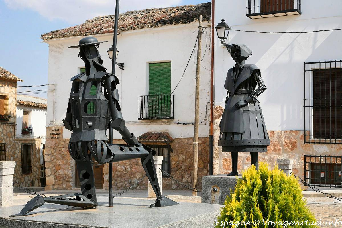 El toboso don quijote espa a - Hotel el quijote madrid ...