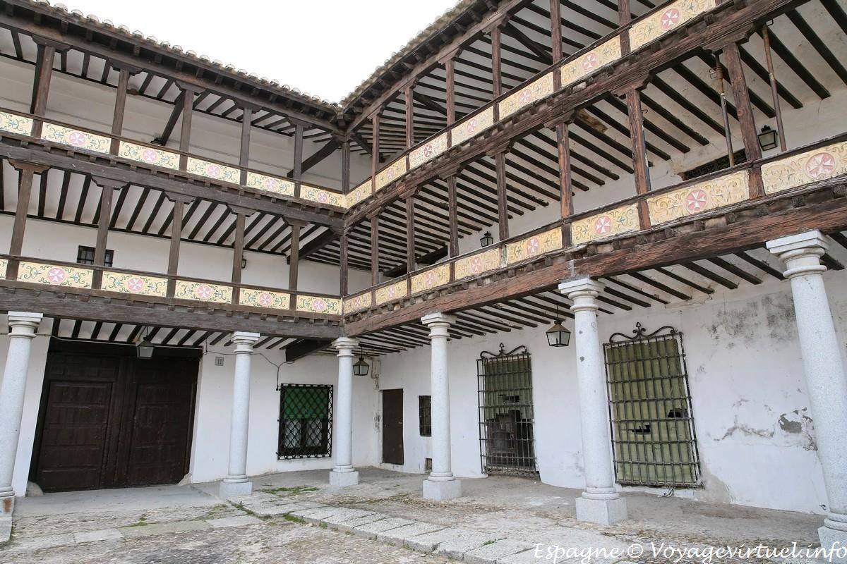 Tembleque arquitectura t pica de la mancha espa a for Arquitectura de espana