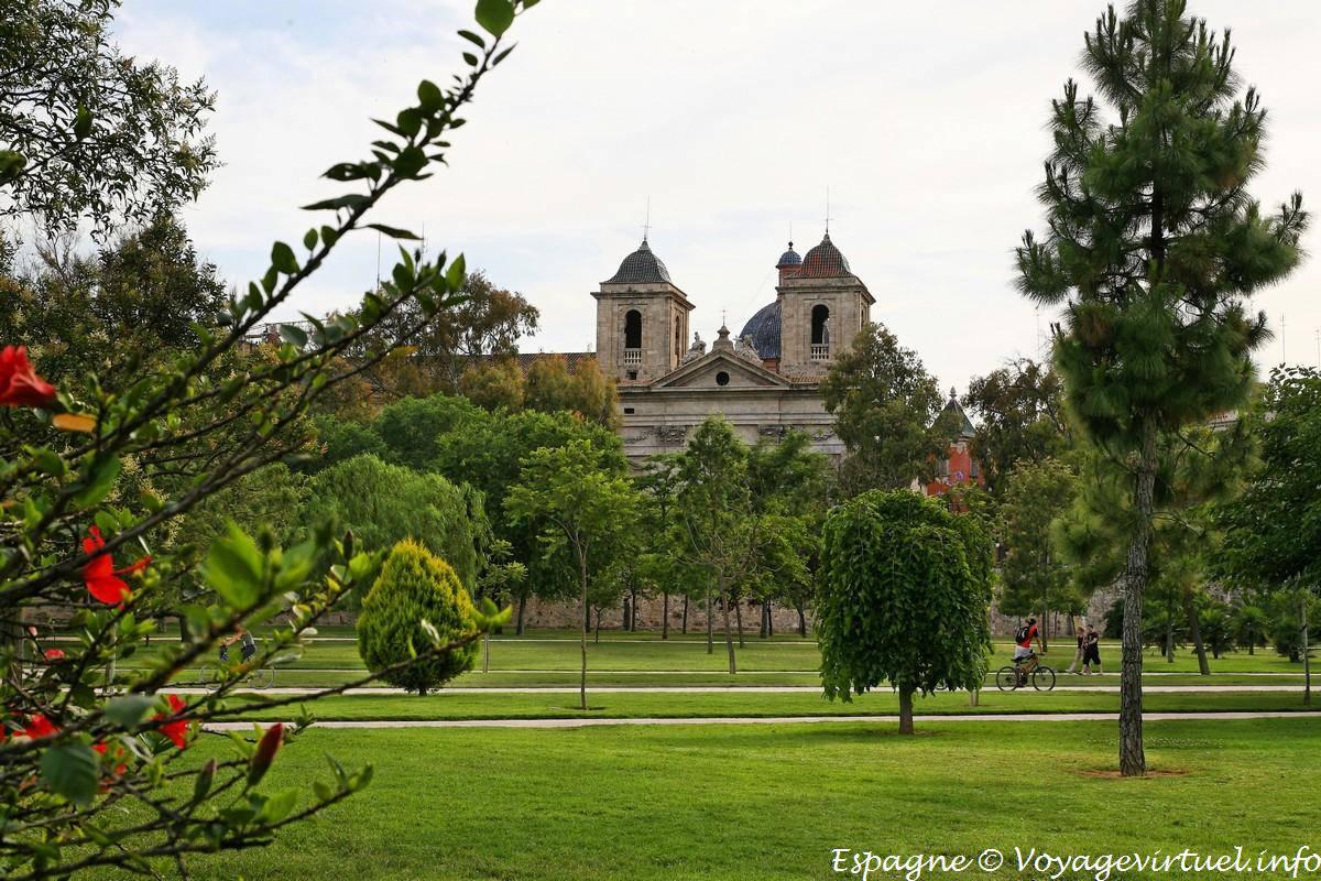 Valencia el verde del jard n de turia espa a for Jardines de tabarca valencia