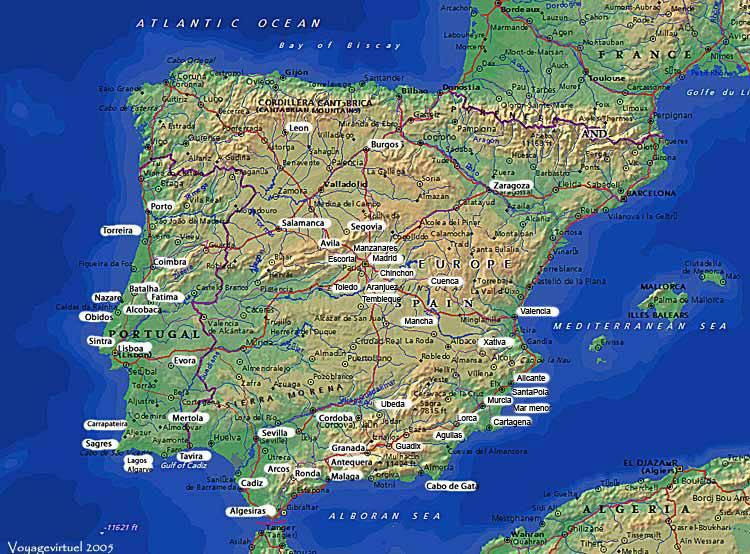 murcia espanha mapa Espana mapa murcia espanha mapa