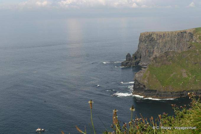 Aillte an Mhothair, Cliffs of Moher, Irlande
