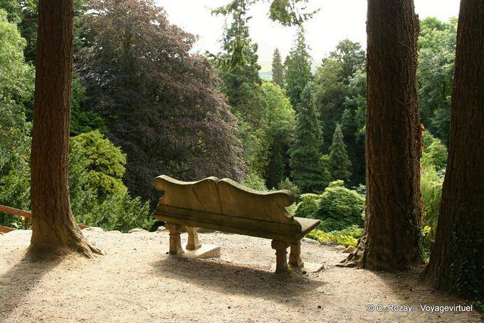 Jardin de Powerscourt, Irlande 5761