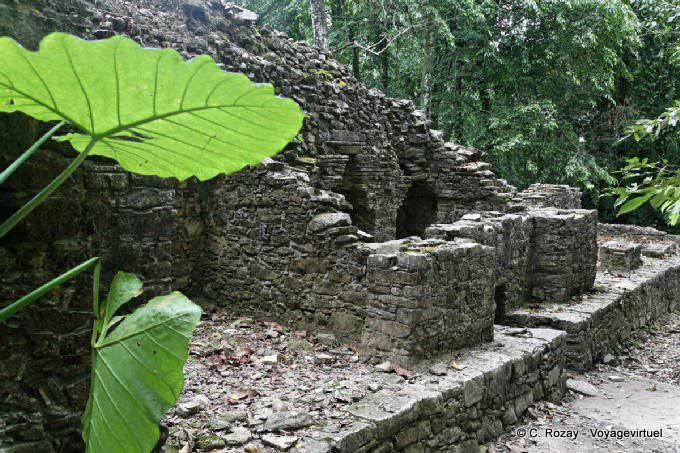 La Palacio de Palenque, groupe-I-2
