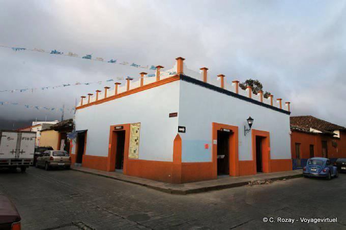 San Cristobal de las Casas, avenida 16 sieptembre