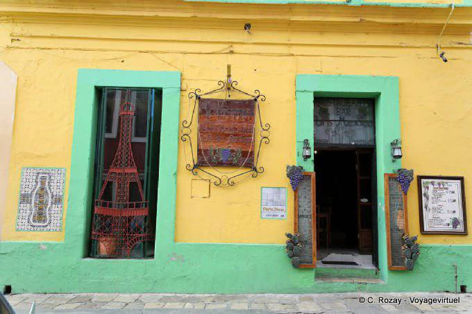 San Cristobal de las Casas, avenida Insurgentes 17