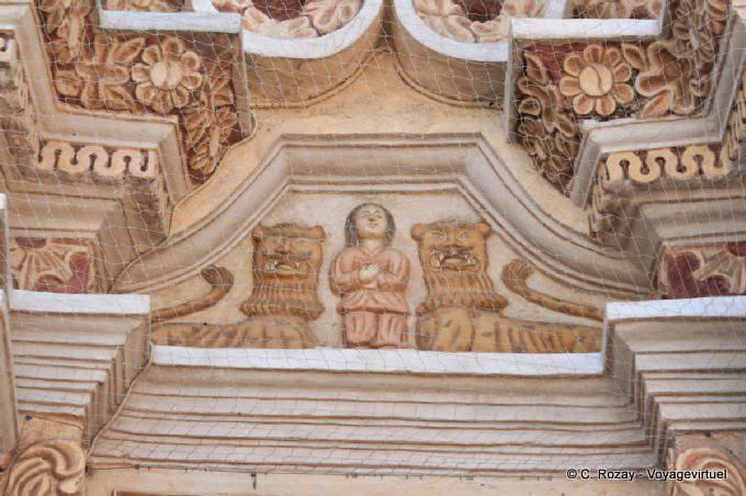 San Cristobal de la Casas, templo Santo Domingo 4