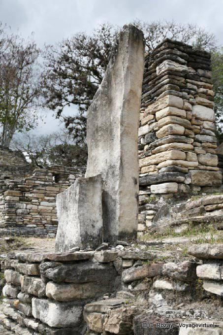 Toniná cité maya 118