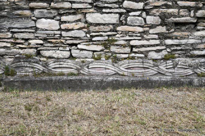 Toniná cité maya 128