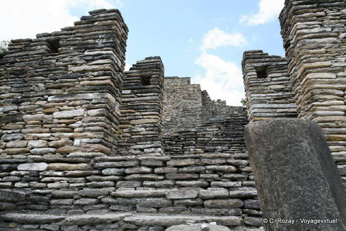 Toniná cité maya 20