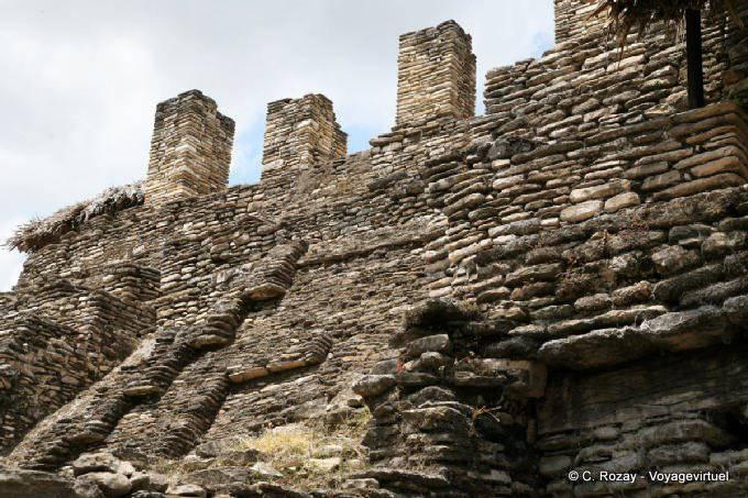 Toniná cité maya 46