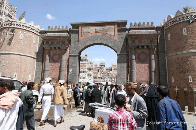 Sanaa Bab El Yemen 4286