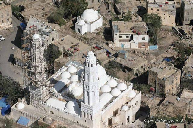 Taez Mosque Al Ashrafiya 1325